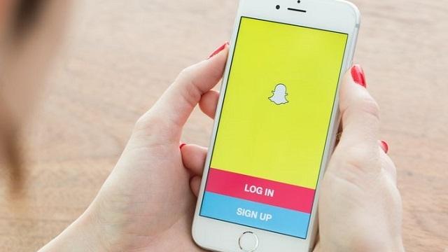 """Snapchat'in """"bebek yüzü"""" filtresi görünmüyor mu?Kilit açmayı öğrenin"""